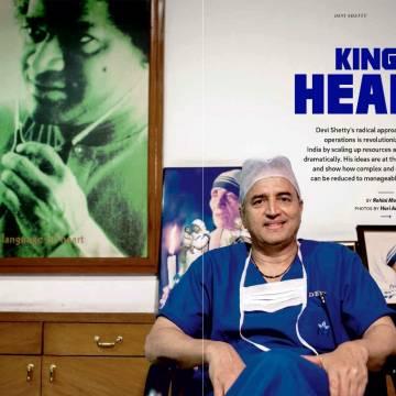 Bệnh viện từ bi tại Narayana Health