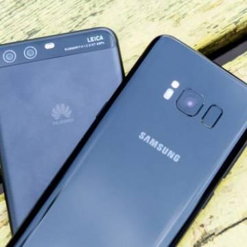 Samsung đã đánh bật Huawei ở một loạt thị trường điện thoại châu Âu