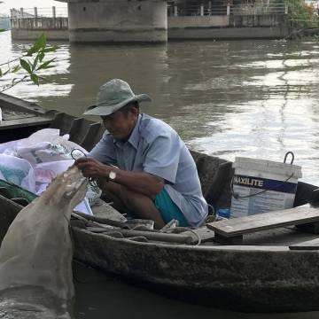 Hạ lưu Mekong: Mất nguồn nước, sinh kế lung lay