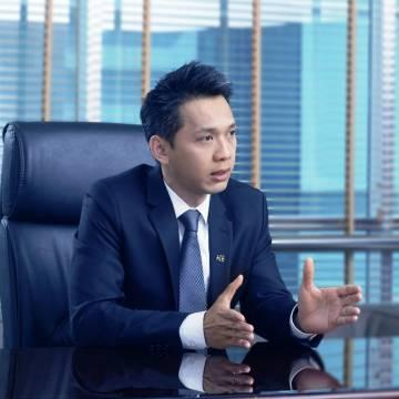 ACB và dấu ấn Trần Hùng Huy