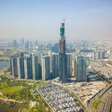 Quy hoạch trung tâm TP.HCM: Khu Tân Cảng được xây dựng cao đến 230 m