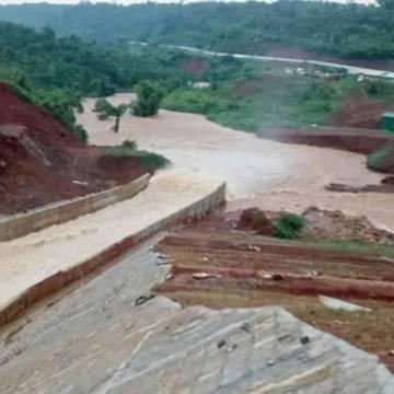 Nguy cơ vỡ đập thủy điện Đắk Kar: Di dời 5.000 người dân