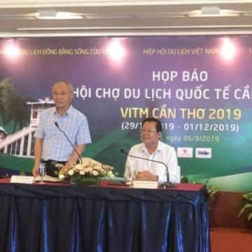 Lần đầu tiên tổ chức hội chợ du lịch quốc tế tại Cần Thơ