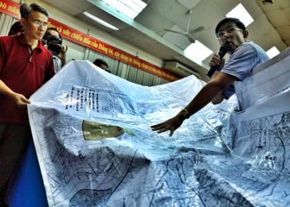 Thanh tra Chính phủ rà soát 5 khu phố được cho ngoài ranh quy hoạch Thủ Thiêm