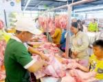 Giá thịt heo tăng do nhiễu thông tin