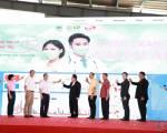 C.P Việt Nam khánh thành nhà máy khẩu trang y tế