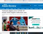 Thế giới quan tâm đến tình hình dịch Covid-19 ở Việt Nam