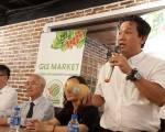 Làm nông hữu cơ phải đam mê, nhiều vốn và thực sự kiên trì