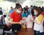 VISSAN tổ chức phiên chợ Xuân Nghĩa tình – Tết Sum vầy năm 2021
