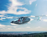 'Taxi bay' sẽ sớm xuất hiện trên bầu trời đô thị sau đại dịch