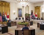 Lãnh đạo 'Bộ tứ' lần đầu nhóm họp, nhấn mạnh vai trò ở Indo-Pacific