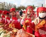 Hàn Quốc kiếm được hàng triệu USD từ bán kim chi