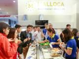 Trải nghiệm không gian bếp thông minh Malloca tại Vietbuild Hà Nội 2017