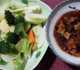 Đau ăn rau, khoẻ ăn rau
