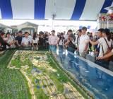 Khó lý giải sức hút trong hai ngày diễn ra Novaland Expo 2019