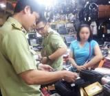 Tổng kiểm tra hàng giả, hàng kém chất lượng trên địa bàn TP.HCM