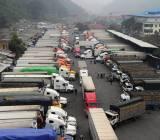 Trung Quốc không tiếp nhận tài xế giao nhận hàng từ 5 tỉnh, thành của Việt Nam