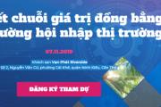 Hai workshop trước thềm Mekong Connect 2019