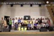 [Video] 29 Dự án góp mặt ở Chung kết cuộc thi Dự án khởi nghiệp 2019