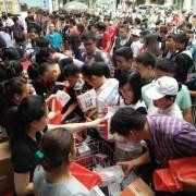 """Mùa mua sắm cuối năm: khởi động từ """"Black Friday"""""""