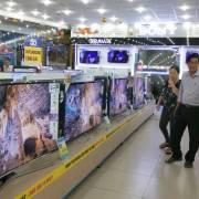 Thị trường tivi cuối năm: Giá rẻ đến ngỡ ngàng…