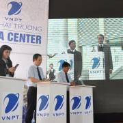 VNPT: Thêm hai trung tâm dữ liệu hoạt động