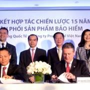 Prudential Việt Nam và VIB ký thỏa thuận đối tác chiến lược