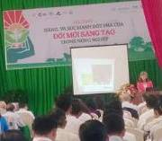 ABCD Mekong học tập kinh nghiệm đổi mới sáng tạo