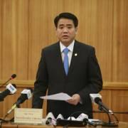 Chủ tịch Hà Nội: 'Có thể đặt mục tiêu tăng trưởng 7%'