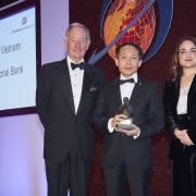 VIB đoạt giải Bank of the Year 2015 tại Việt Nam