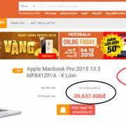 Vì sao Online Friday Việt Nam gây thất vọng?