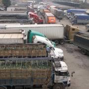 Cửa khẩu Tân Thanh mỗi ngày xuất hơn 2 nghìn tấn nông sản