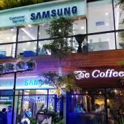 Mô hình kép đầu tiên  của Samsung tại Việt Nam