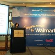 Walmart nhắm đến doanh nghiệp nữ Việt Nam