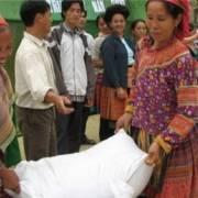 Hơn 1,1 triệu người thiếu đói được cấp gạo dịp Tết