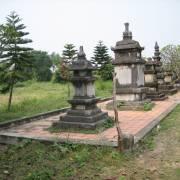 Trần Quang Triều người  gìn giữ ngôi chùa tâm linh của quê hương