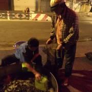 Trần Tiến Dũng: Đêm ở chợ cua đồng Sài Gòn