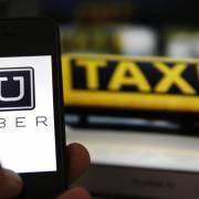 Uber chính thức được thí điểm xe hợp đồng điện tử