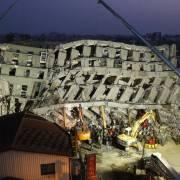 Động đất ở Đài Loan: nhà thầu xây cất chung cư bị bắt