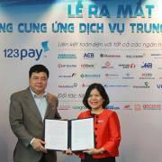 123Pay được cấp phép cung ứng dịch vụ trung gian thanh toán