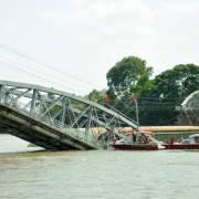 Đường sắt đã có phương án xử lý sau sự cố cầu Gềnh