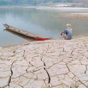 Mực nước sông Mekong thấp nhất trong vòng 90 năm qua