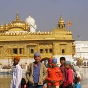 Ăn chực, ngủ nhờ ở Amritsar