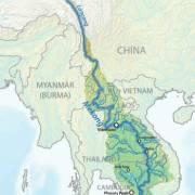 Việt Nam đề xuất ba dự án quản lý hạn hán, lũ lụt lưu vực sông Mekong