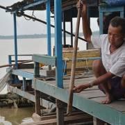 Campuchia cũng đối mặt hạn hán gay gắt