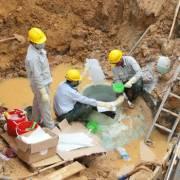 Từ biến cố bất ngờ vụ đấu giá Vissan đến đường ống nước Sông Đà 2