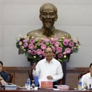 Thủ tướng Nguyễn Xuân Phúc: 'Không thể nói thiếu tiền mà để dân thiếu nước'