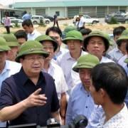 Phó Thủ tướng chỉ đạo hỗ trợ thiệt hại cho bà con miền Trung