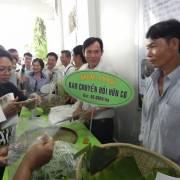 Nhiều nông sản mới sẽ có mặt tại Phiên chợ Xanh tử tế lần 2