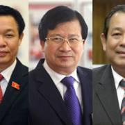 Quốc hội phê chuẩn nội các mới của Thủ tướng Nguyễn Xuân Phúc
